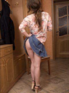 Очень волосатая шмонька с густыми зарослями